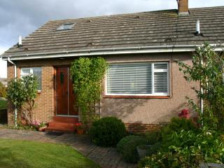 Prestwick Holiday Let with Large Garden
