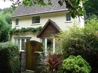 Tanglewood: idyllic two-bedroom cottage in Exmoor, Porlock