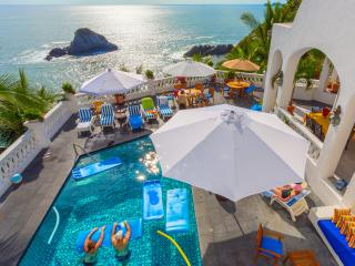 #1 IN GUEST SATISFACTION. 5*Villa w/Chef, Staff, Manzanillo