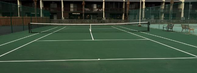 How about a game of tennis!