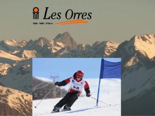 Ski alpin à Crévoux ou aux Orres (10-16km), avec 19 remontées/ 36 pistes jusqu'à 2720m