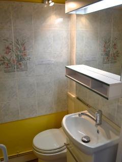 cabinet toilette étage