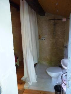bathroom in little house