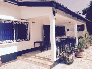 Bungalow at Cape Point, Bakau