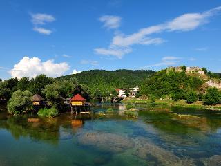 watermill & dwelling pile house 2 (krupana), Bosanska Krupa