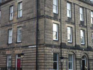 Great holiday apartment in Edinburgh New Town