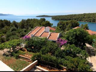 Apartment Hvar for 2 with Garden View