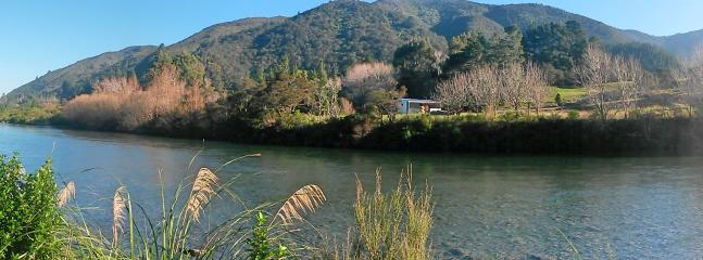 Fish for trout or paddle in the beautiful Waiohine River