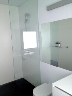 Walk in shower rooms in ensuites
