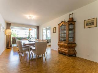 Spacious, modern & central with large balcony, Bâle