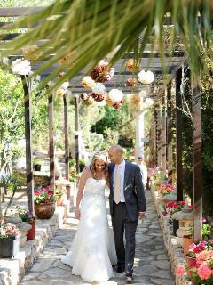 Ibiza wedding venues - entrance