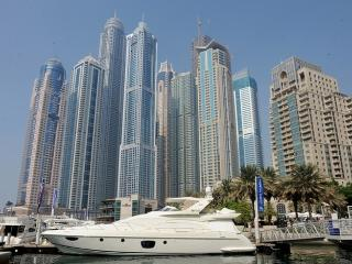 Superb 1226 sq foot marina two bed apartment