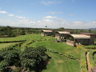 Sangare Gardens, Mweiga, Mount Kenya, Nyeri County