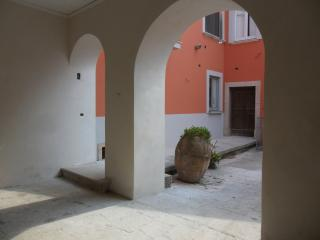Palazzo Gentilizio de Maffutiis camera matrimonial, Auletta