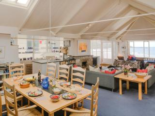 Fishermans Loft, Upper Saltings, St Ives