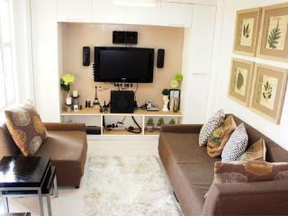 Modern 2BR flat Tomas Morato Q.C., Quezon City