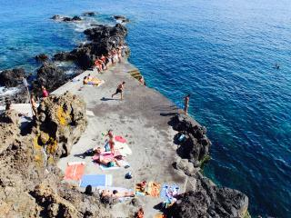 Levadas walks and Sea on Madeira Island Portugal