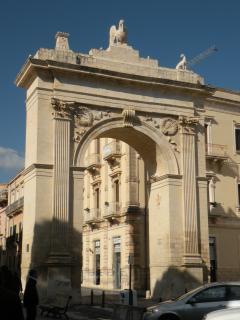 Noto- Porta Reale