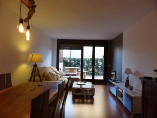 appartement Llivia En rez de jardin, Llívia