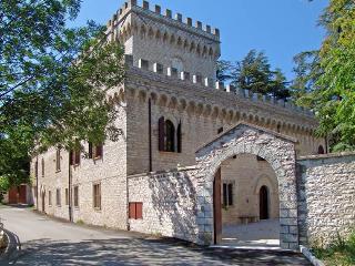 Villa Fontalba, Cagli