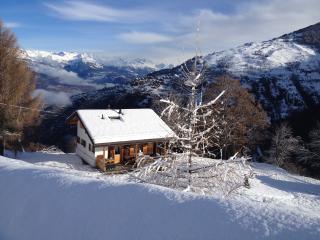 Chalet le Refuge-Dardel - Family ski chalet for 6, Nendaz