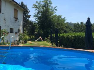 Ca' Tre Valli delizioso appartamento tra le colline della romagna