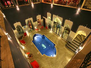 Riad Bindoo, Marrakesch