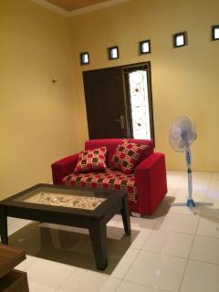 Sharing living room