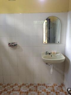 Sharing Bathroom