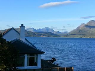 Cuillin View, On the Sea Shore, Isle of Raasay