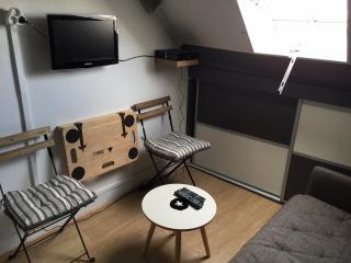 Charming studio in Montmartre