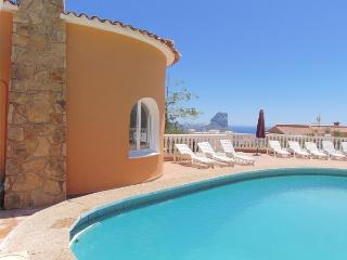 Villa Bellavista - Villa with pool and panoramic sea views in Calpe