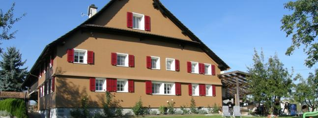 Bauernhaus Panoramablick, vacation rental in Rothenburg