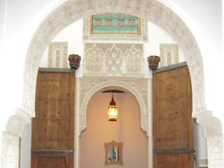 Dar Daheb, traditional house in the medina, Fès