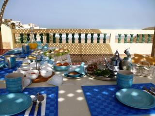 BedandBreakfasts DAR SAADA in Mirleft, near ocean, Sidi Ifni