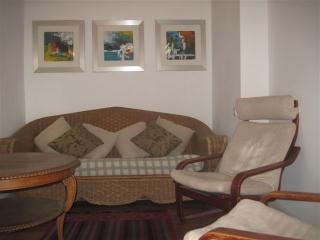 1 BD garden apartmen with the lemon tree, Jerusalem