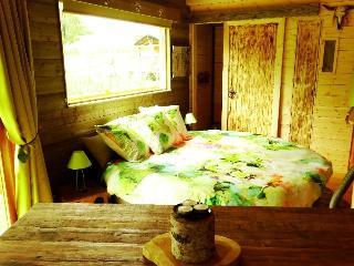 Cabane du Grizzli - Cabane pour séjour en amoureux, Suzy