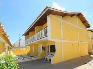 Duplex frente à Praia das Dunas (beira-mar)
