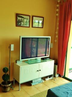 TV Plana 42'' / Salón
