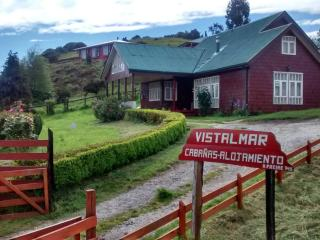 Cabañas VISTALMAR, Dalcahue