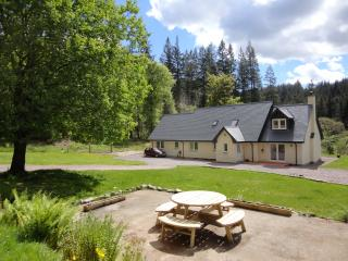 Large holiday house near Glencoe, Glencoe Village