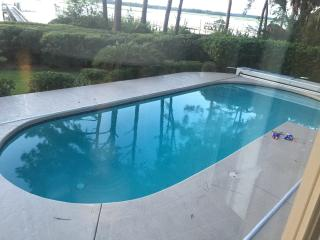 Kiawah Island house deep water and pool