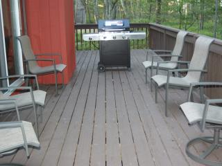 Newly remodeled home n the Poconos