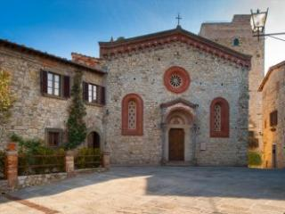 La Canonica di Vertine, Gaiole in Chianti