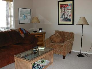 This conveniently located golf vacation condo is in the heart of the Pagosa Lakes area., Pagosa Springs