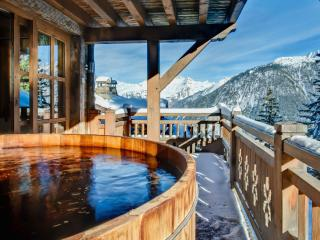 Chalet Zaccaria, Courchevel