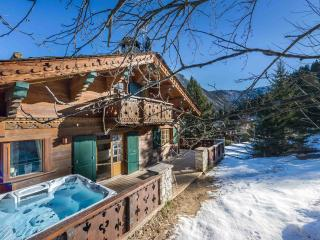 Chalet Bonaventure, Courchevel