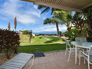 Hale Kai #120 - Your Home by the Sea in West Maui, Lahaina