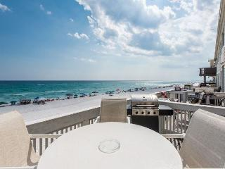 SAND DOLLAR #2-4BR/3.5BA-GULF FRONT,CLASSIC TOWNHOME,7% OFF AUG & SEPT DATES!