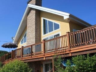 Superior quality chalet with a panoramic view,, Saint-Come
